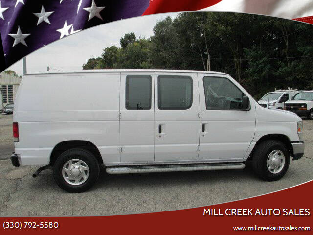 2013 Ford E-Series Cargo for sale at Mill Creek Auto Sales in Youngstown OH