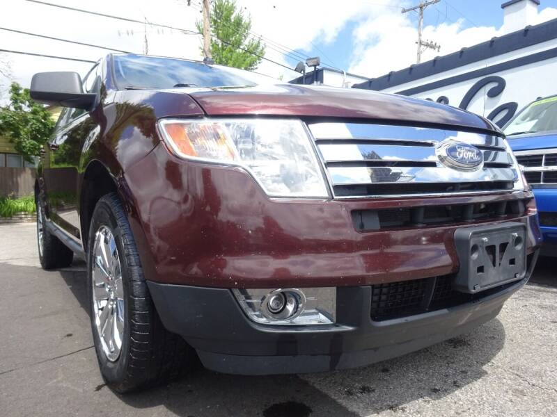 2010 Ford Edge AWD SEL 4dr Crossover - West Allis WI