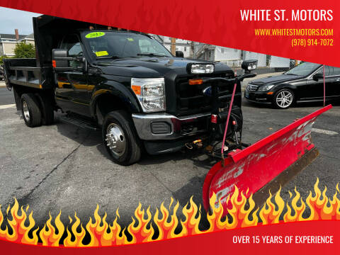 2013 Ford F-350 Super Duty for sale at White St. Motors in Haverhill MA