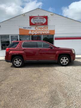 2011 GMC Terrain for sale at MARION TENNANT PREOWNED AUTOS in Parkersburg WV