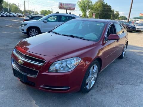 2011 Chevrolet Malibu for sale at Atlantic Auto Sales in Garner NC