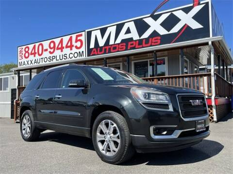 2013 GMC Acadia for sale at Maxx Autos Plus in Puyallup WA