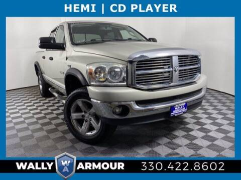 2008 Dodge Ram Pickup 1500 for sale at Wally Armour Chrysler Dodge Jeep Ram in Alliance OH