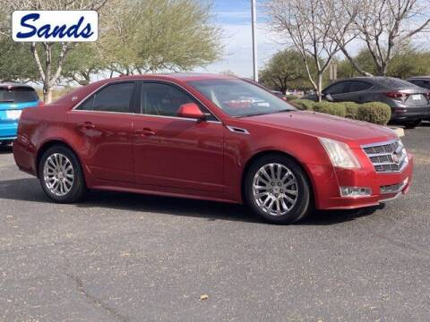 2011 Cadillac CTS for sale at Sands Chevrolet in Surprise AZ