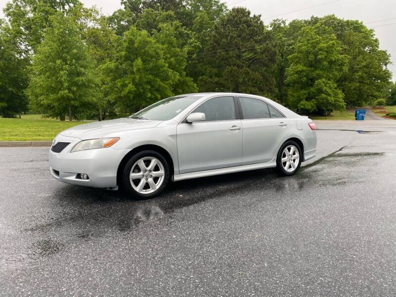 2007 Toyota Camry for sale at GTO United Auto Sales LLC in Lawrenceville GA