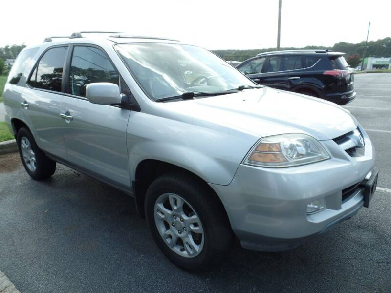 2004 Acura MDX for sale at United Automotive Group in Griffin GA