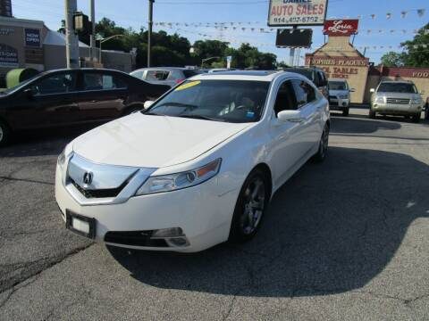 2010 Acura TL for sale at Daniel Auto Sales in Yonkers NY