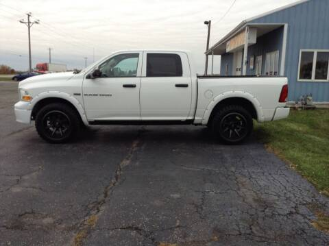 2011 RAM Ram Pickup 1500 for sale at Kevin's Motor Sales in Montpelier OH