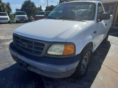 2004 Ford F-150 Heritage for sale at Autos by Tom in Largo FL
