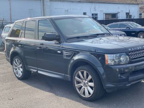 2012 Land Rover Range Rover Sport for sale at QUALITY AUTO SALES OF NEW YORK in Medford NY