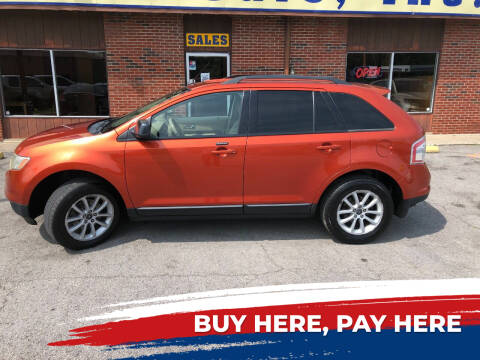 2007 Ford Edge for sale at Atlas Cars Inc. in Radcliff KY