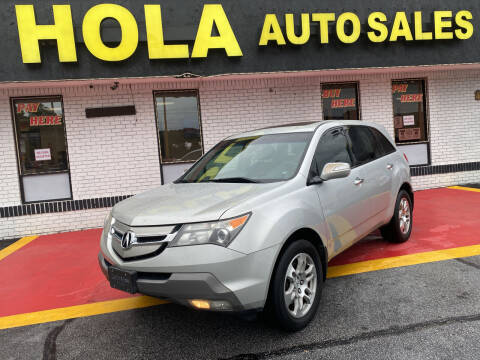 2009 Acura MDX for sale at HOLA AUTO SALES CHAMBLEE- BUY HERE PAY HERE - in Atlanta GA