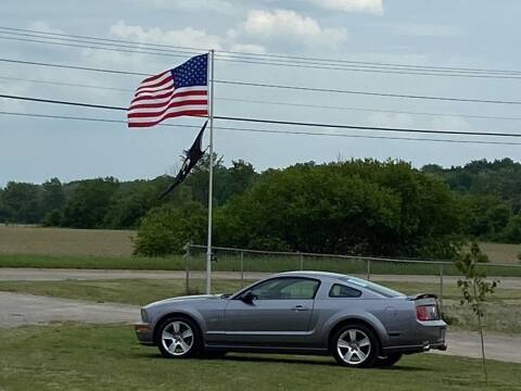 2006 Ford Mustang for sale at The Auto Depot in Mount Morris MI