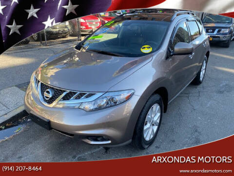 2012 Nissan Murano for sale at ARXONDAS MOTORS in Yonkers NY