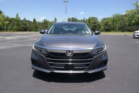 2021 Honda Accord for sale at Southern Auto Solutions - Lou Sobh Honda in Marietta GA