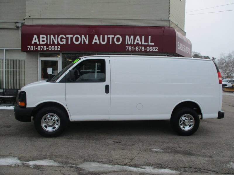 2014 Chevrolet Express Cargo for sale at Abington Auto Mall LLC in Abington MA