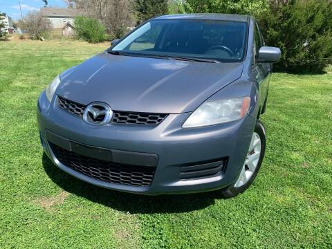 2008 Mazda CX-7 for sale at Samet Performance in Louisburg NC