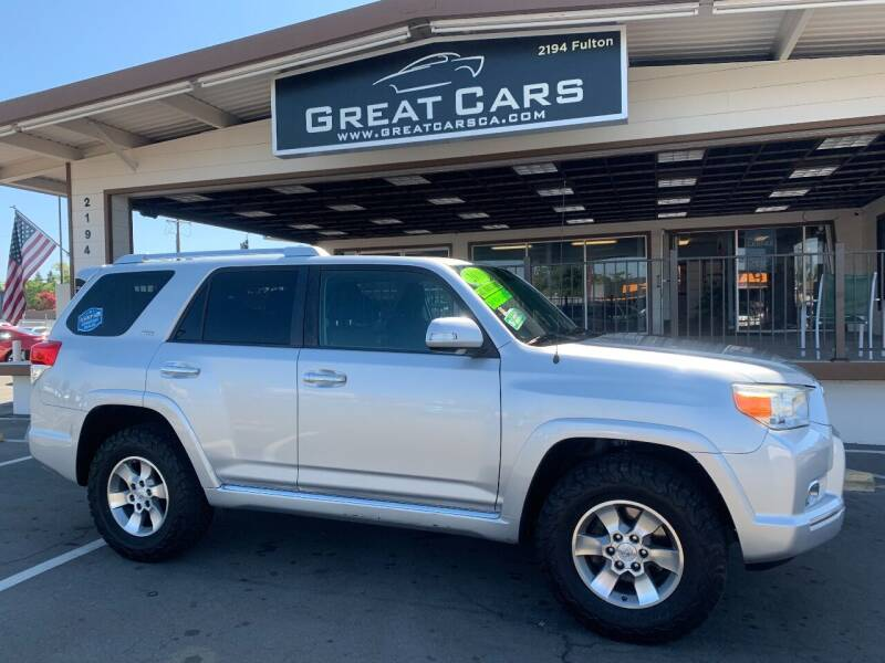 2010 Toyota 4Runner for sale at Great Cars in Sacramento CA
