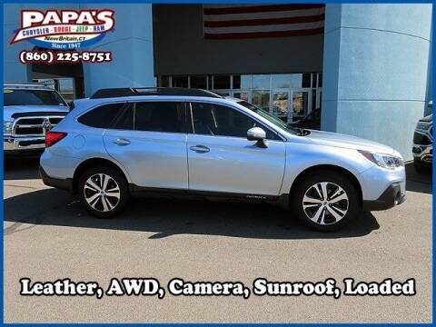 2018 Subaru Outback for sale at Papas Chrysler Dodge Jeep Ram in New Britain CT