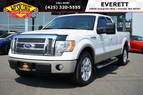 2010 Ford F-150 for sale at West Coast Auto Works in Edmonds WA