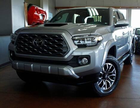 2021 Toyota Tacoma for sale at Motion Auto Sport in North Canton OH