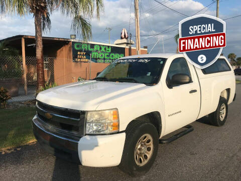 2010 Chevrolet Silverado 1500 for sale at Galaxy Motors Inc in Melbourne FL