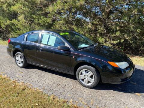 2007 Saturn Ion for sale at Kansas Car Finder in Valley Falls KS