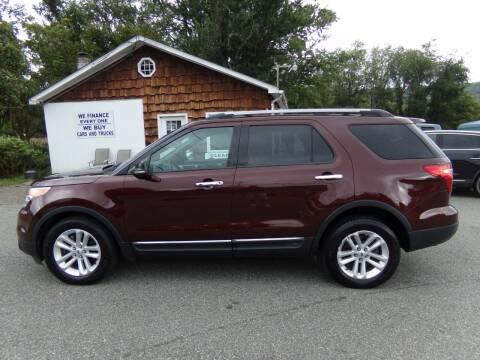 2012 Ford Explorer for sale at Trade Zone Auto Sales in Hampton NJ
