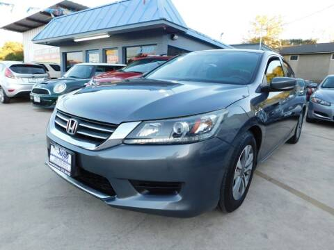 2014 Honda Accord for sale at AMD AUTO in San Antonio TX