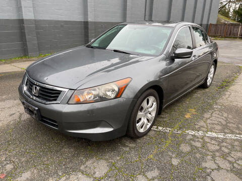 2008 Honda Accord for sale at APX Auto Brokers in Lynnwood WA