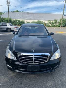 2007 Mercedes-Benz S-Class for sale at Pak1 Trading LLC in South Hackensack NJ