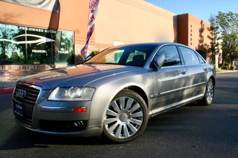 2005 Audi A8 L for sale at CK Motors in Murrieta CA