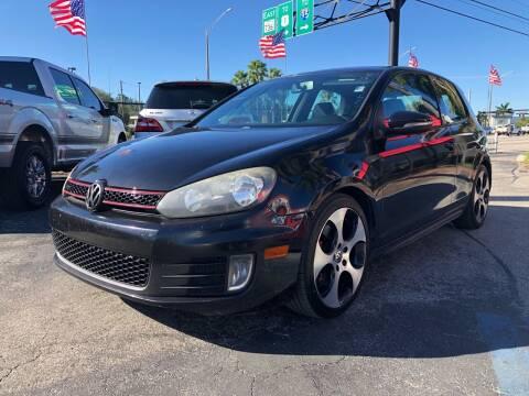 2012 Volkswagen GTI for sale at Gtr Motors in Fort Lauderdale FL