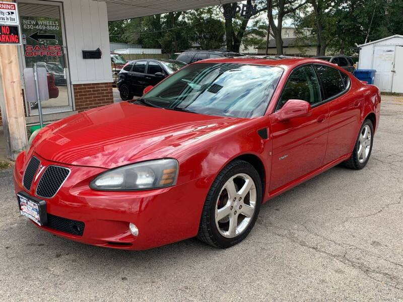 2008 Pontiac Grand Prix for sale at New Wheels in Glendale Heights IL
