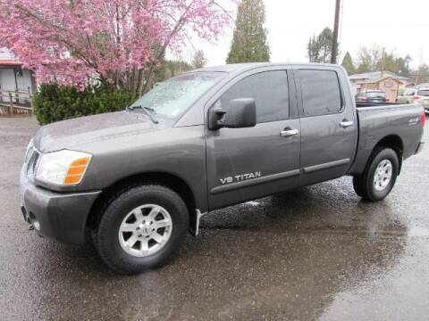 2006 Nissan Titan for sale at Triple C Auto Brokers in Washougal WA