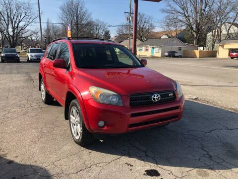 2007 Toyota RAV4 for sale at Neals Auto Sales in Louisville KY