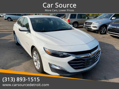 2019 Chevrolet Malibu for sale at Car Source in Detroit MI