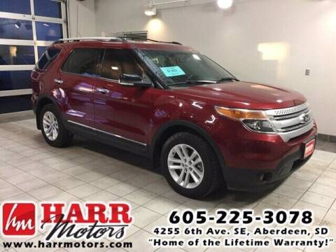 2014 Ford Explorer for sale at Harr's Redfield Ford in Redfield SD