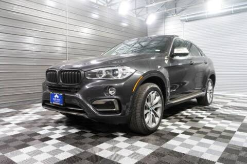 2015 BMW X6 for sale at TRUST AUTO in Sykesville MD