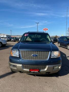 2003 Ford Expedition for sale at Broadway Auto Sales in South Sioux City NE