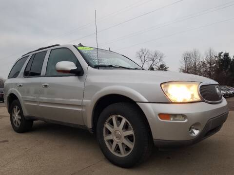 2004 Buick Rainier for sale at CarNation Auto Group in Alliance OH