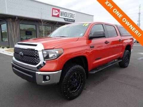 2018 Toyota Tundra for sale at Wholesale Direct in Wilmington NC