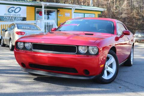 2013 Dodge Challenger for sale at Go Auto Sales in Gainesville GA