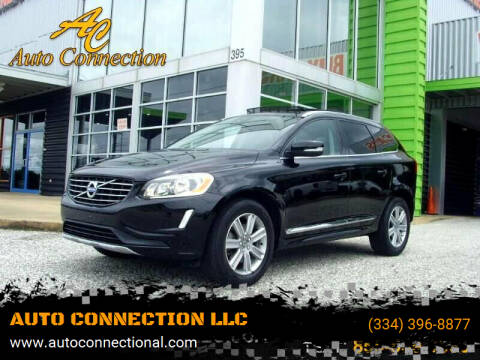 2017 Volvo XC60 for sale at AUTO CONNECTION LLC in Montgomery AL