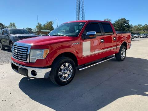 2010 Ford F-150 for sale at Bayou Motors Inc in Houma LA