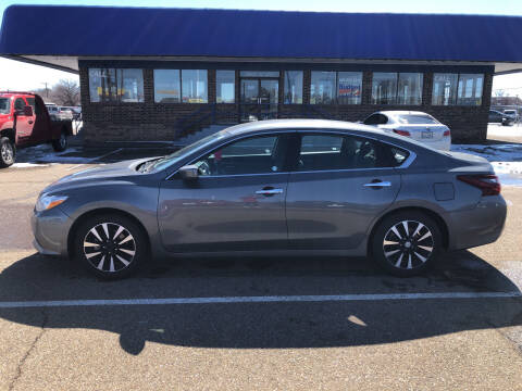 2018 Nissan Altima for sale at BUDGET CAR SALES in Amarillo TX