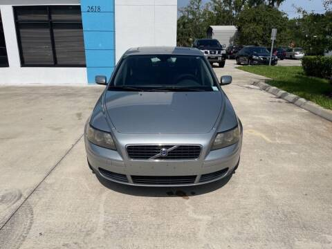 2006 Volvo S40 for sale at ETS Autos Inc in Sanford FL