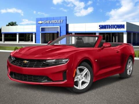 2021 Chevrolet Camaro for sale at CHEVROLET OF SMITHTOWN in Saint James NY