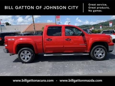 2010 GMC Sierra 1500 for sale at Bill Gatton Used Cars - BILL GATTON ACURA MAZDA in Johnson City TN
