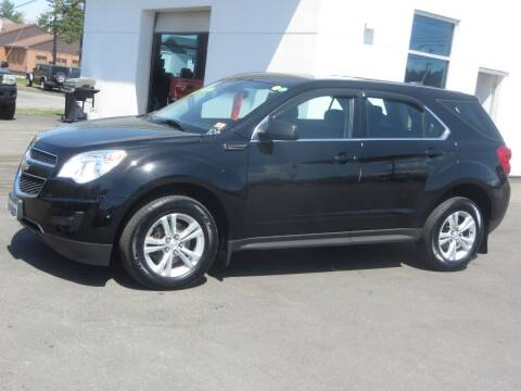 2015 Chevrolet Equinox for sale at Price Auto Sales 2 in Concord NH